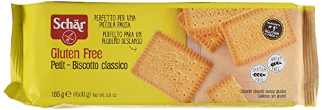 Dr. Schar Petit Galletas - 165 gr: Amazon.es: Amazon Pantry