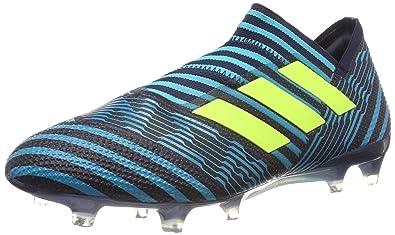 newest 4a0d1 5da40 adidas Nemeziz 17+ 360agility FG, Chaussures de Sport Homme - Bleu - Bleu (