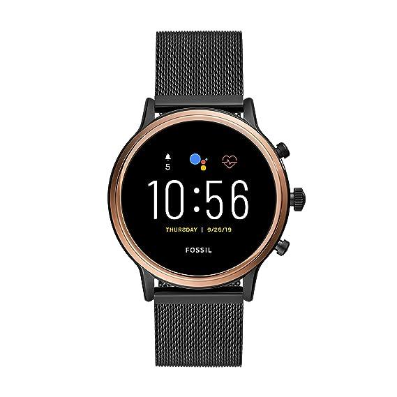 Fossil Smatwatch Gen5 para Mujer, FTW6036: Amazon.es: Relojes
