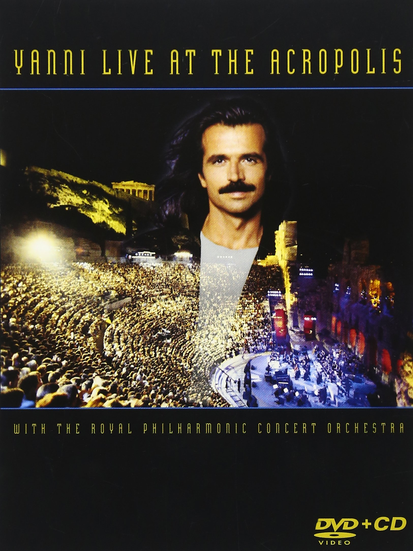 Yanni Live At The Acropolis by EMD