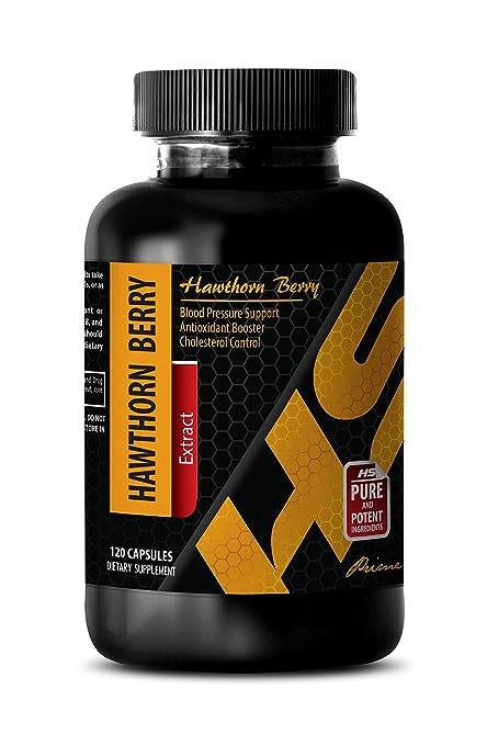 Amazon.com: Antioxidante Compuesto – Hawthorn Berry Extracto ...