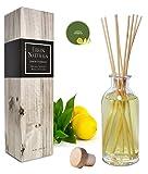 Urban Naturals Lemon Verbena Reed Diffuser Oil Set