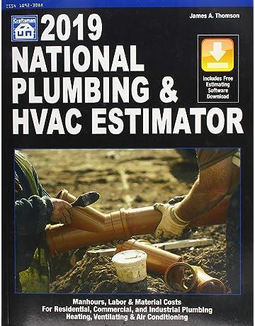 National Plumbing & HVAC Estimator 2019 (National Plumbing and Hvac Estimator)