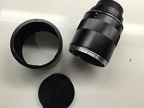 Zeiss Zeiss Ikon – 100 mm f/2 Makro Planar ZF Enfoque Manual Lente ...
