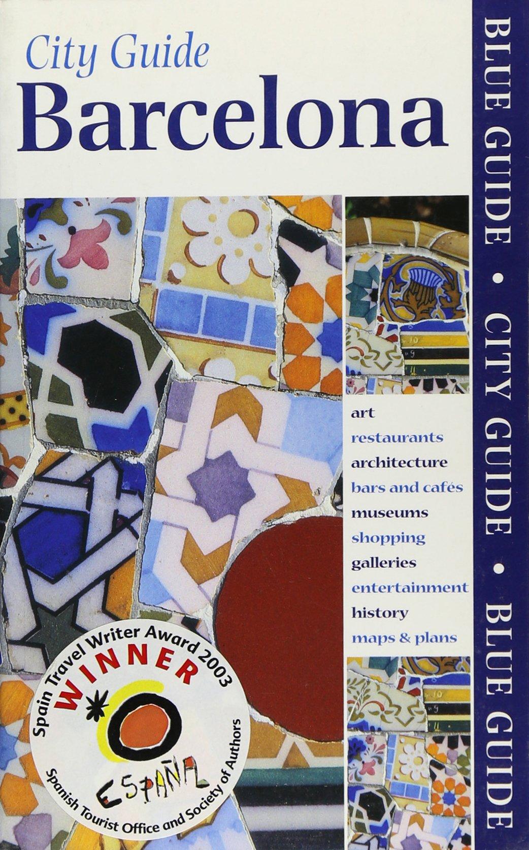 Download Barcelona (Blue Guides) pdf epub