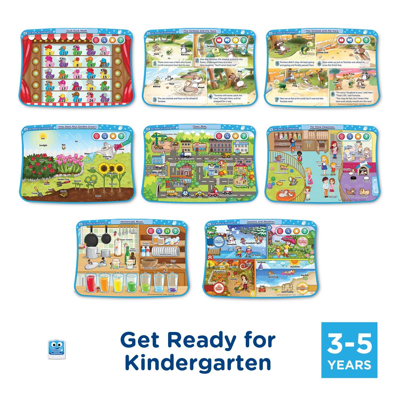 VTech Activity Desk 4-in-1 Kindergarten Expansion Pack Bundle for Age 3-5 by VTech (Image #4)
