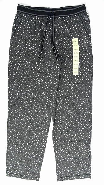 DKNY – Franela salón Pantalones de Pijama - Gris -