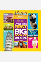 National Geographic Little Kids First Big Book of Where (National Geographic Little Kids First Big Books) Kindle Edition