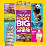 National Geographic Little Kids First Big Book of Where (National Geographic Little Kids First Big Books)