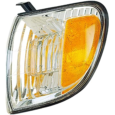 Dorman 1630910 Driver Side Turn Signal Light Assembly for Select Toyota Models: Automotive