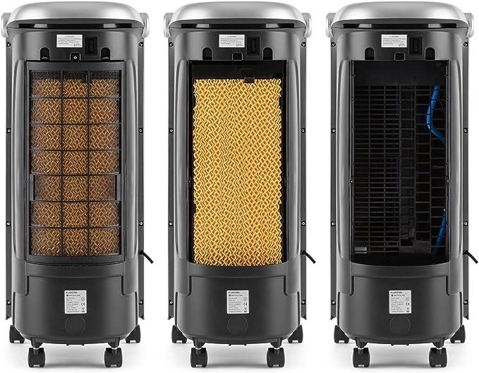 Klarstein Maxfresh BK ventilador climatizador negro: Amazon.es: Hogar