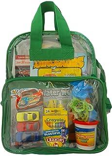 Amazon.com: Bolsa de viaje Prime Kids Lleno de juegos de ...