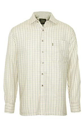Champion Country Clothing - Camisa casual - para hombre verde verde Medium   Amazon.es  Ropa y accesorios 25590c01313