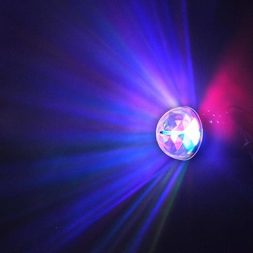 TSSS TSSS de xl30s de EU Disco DJ Etapa iluminación LED RGB ...