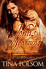 John's Yearning (Scanguards Vampires Book 12) Kindle Edition