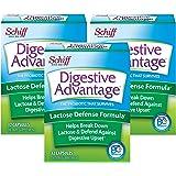 Digestive Advantage Lactose Defense Formula, 96 Capsules (3 packs of 32ct)