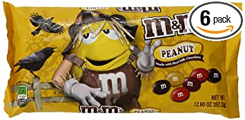 mms halloween peanut chocolate candy 1260 ounce pack