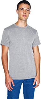 product image for American Apparel Tri-Blend Crewneck Track Short Sleeve T-Shirt-USA Collection
