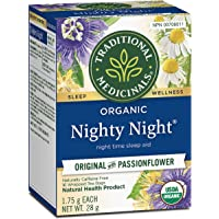 Traditional Medicinals Nighty Night; Sleep aid; 16 Count Teabags