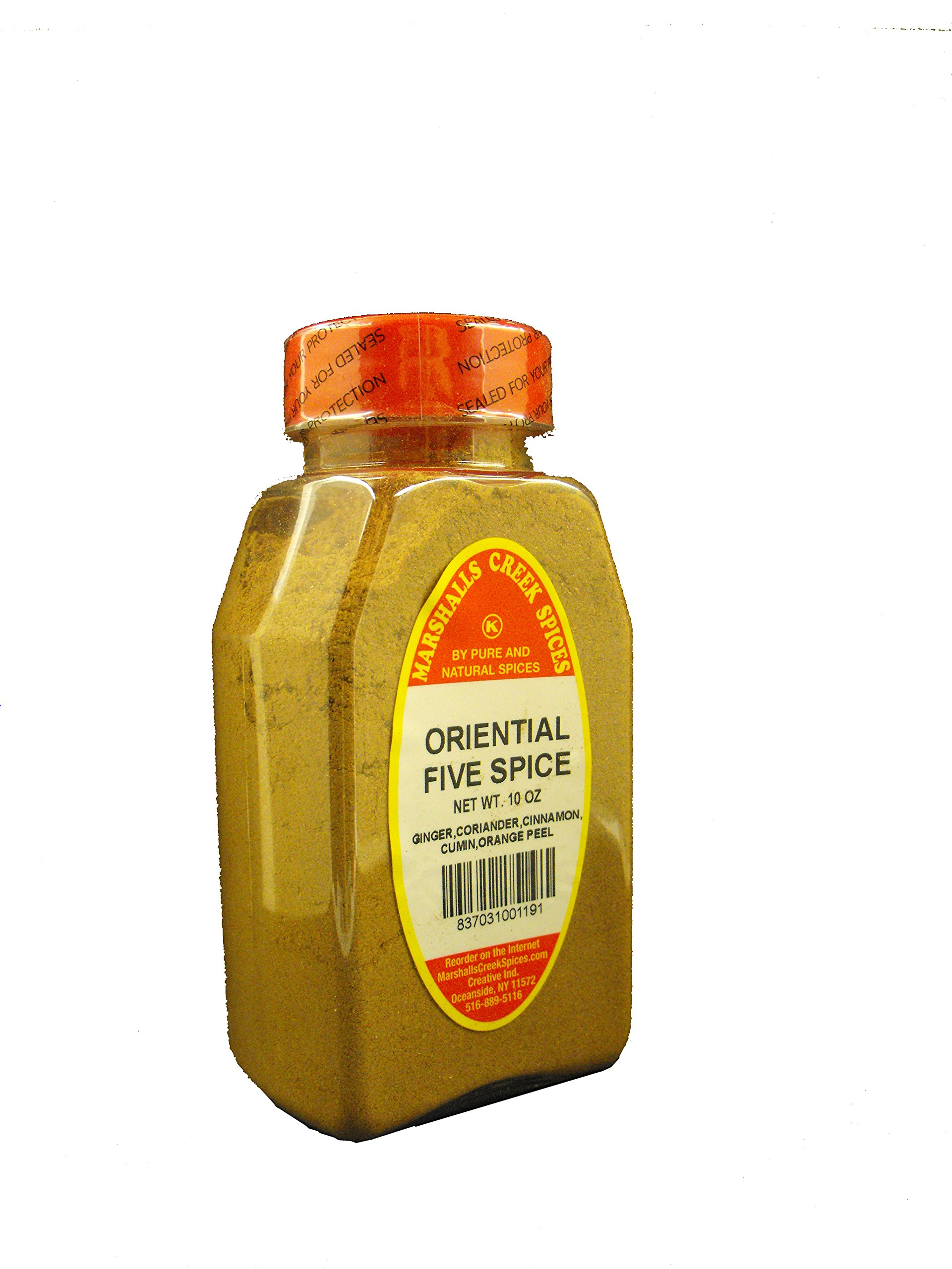 Marshalls Creek Spices Oriential Five Spices Seasoning, 10 Ounce