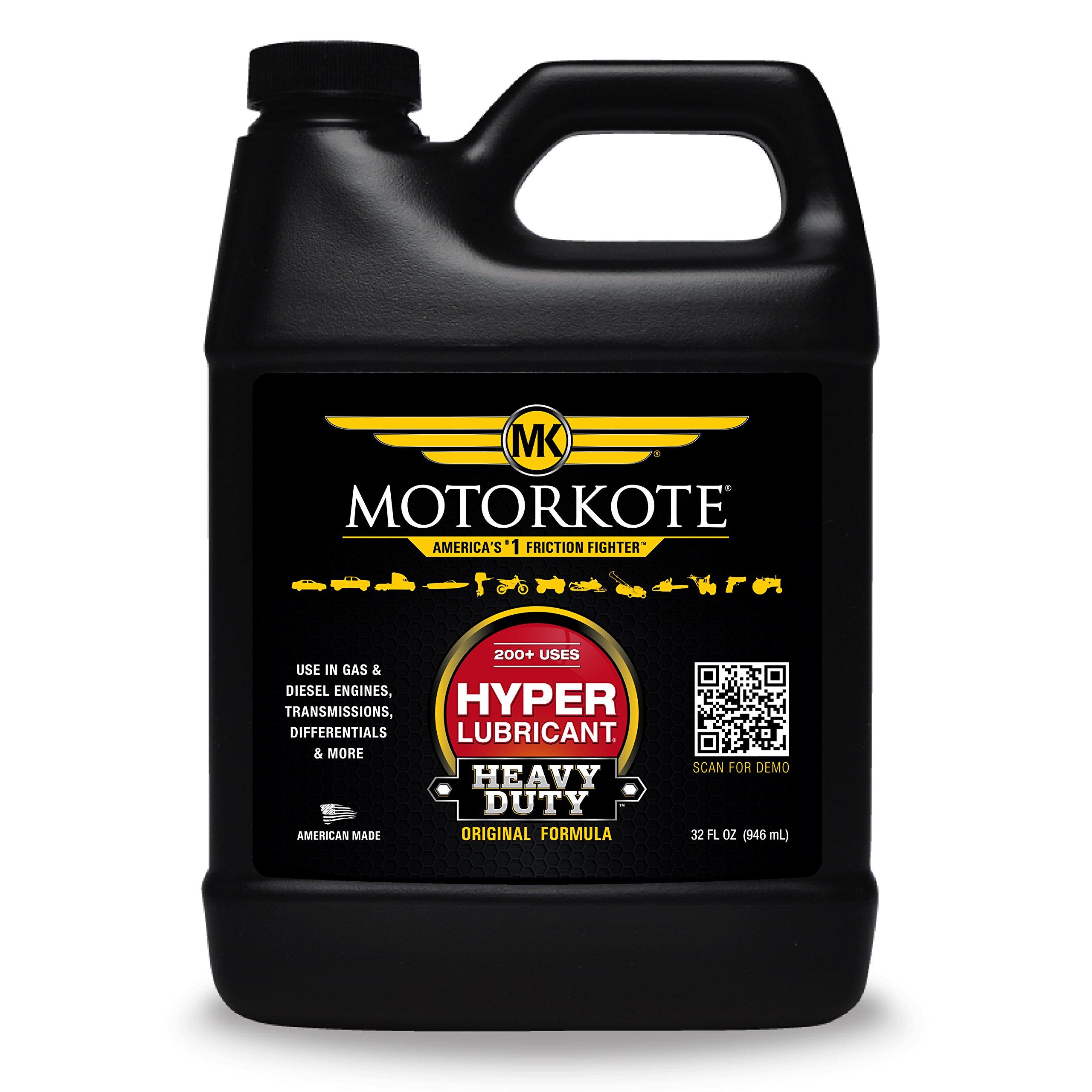 Motorkote MK-HL32-06-6PK Heavy Duty Hyper Lubricant, 32-Ounce, 6-Pack by Motorkote (Image #2)
