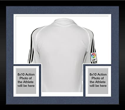detailed look c873c 7b571 Framed Ronaldo Real Madrid Autographed 2005-2006 White ...