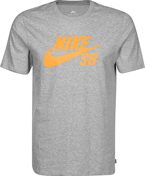 tee shirt nike homme orange
