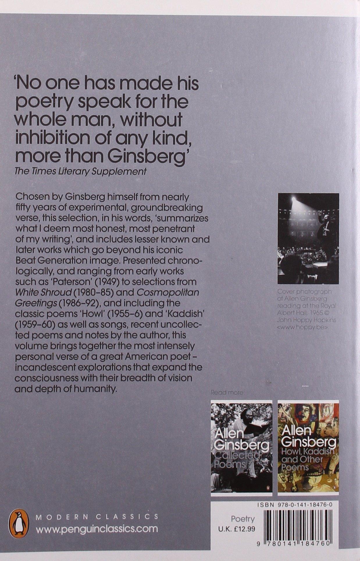 Selected Poems 1947 1995 Penguin Modern Classics Amazon