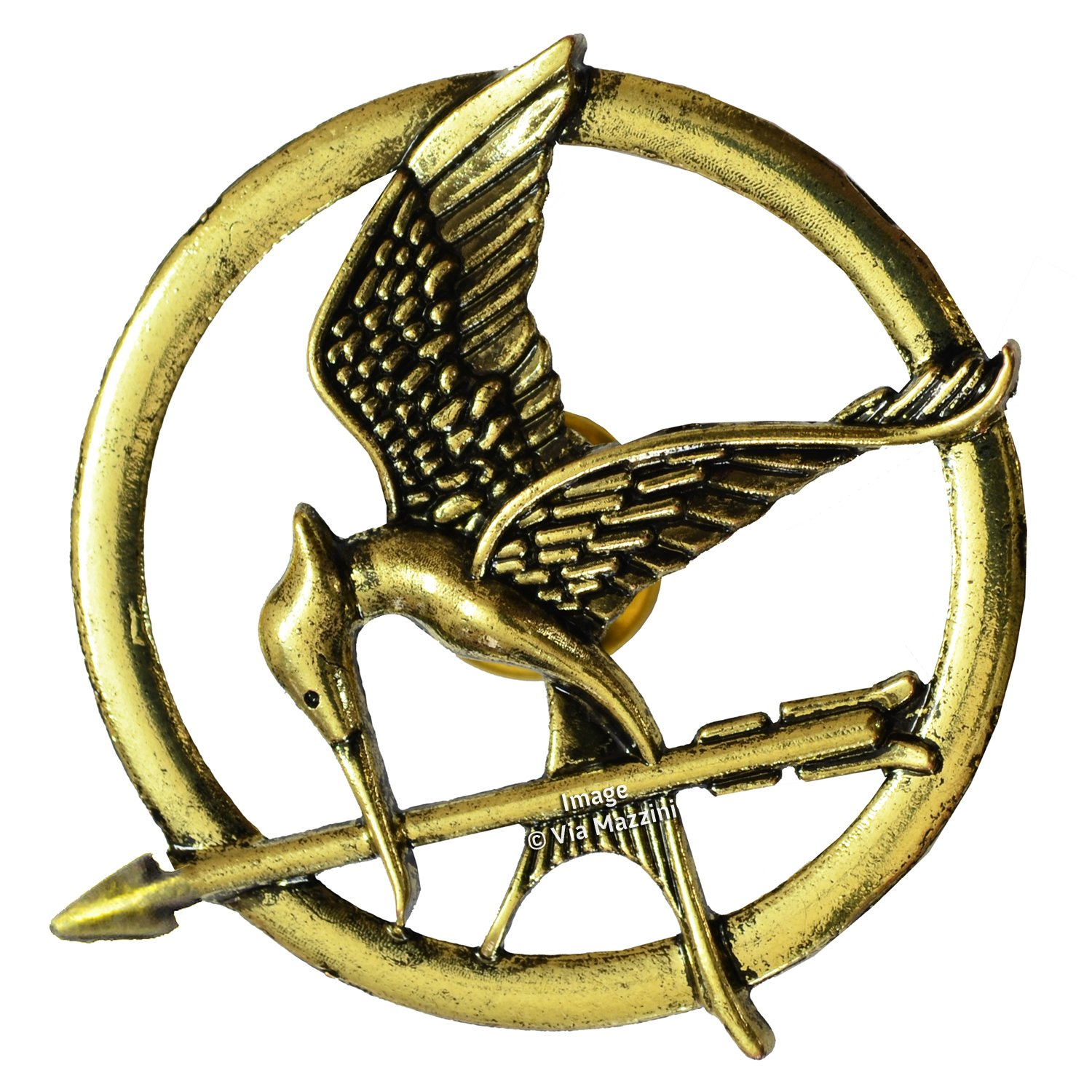 Buy famous the hunger games mockingjay bird brooch by via buy famous the hunger games mockingjay bird brooch by via mazzini brooch0353 online at low prices in india amazon jewellery store amazon biocorpaavc Choice Image