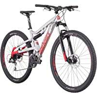 "Diamondback 2017 Recoil 29 16""/18"" Mountain Bikes (Silver)"