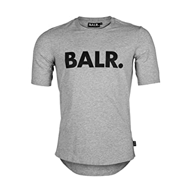 newest selection diversified latest designs unequal in performance BALR. Classic Men's Brand Shirt Regular Fit with Cotton - Grey - M