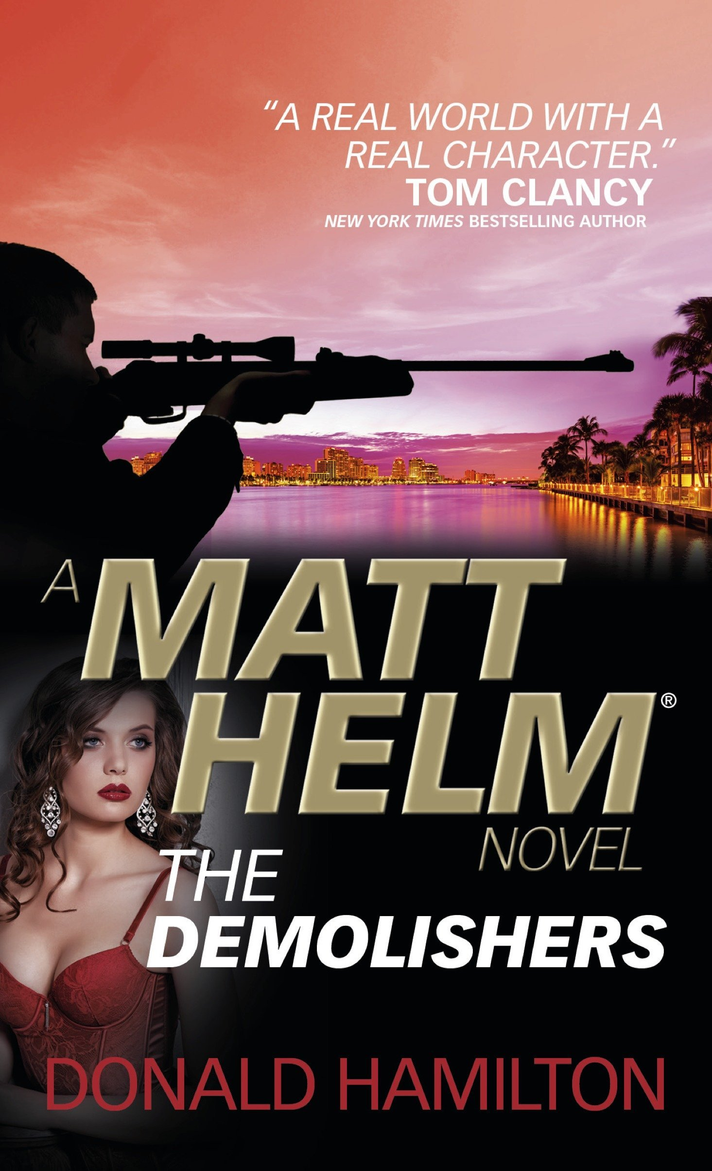 Matt Helm - The Demolishers pdf epub