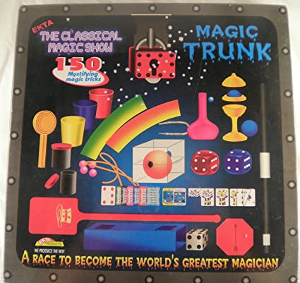 Buy JSR Magic Trunk