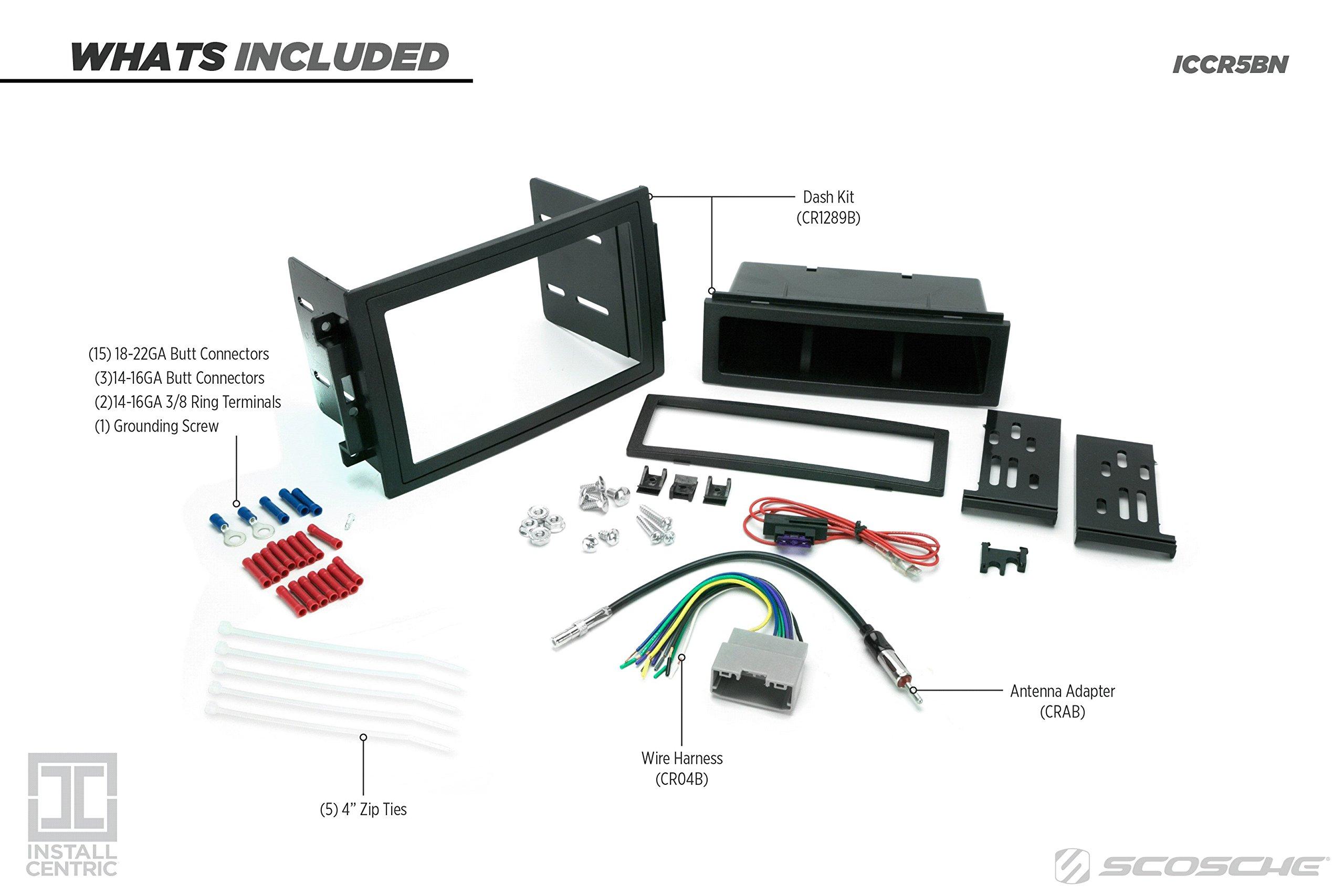 scosche wiring harness diagram 88 jeep cherokee schematic diagram