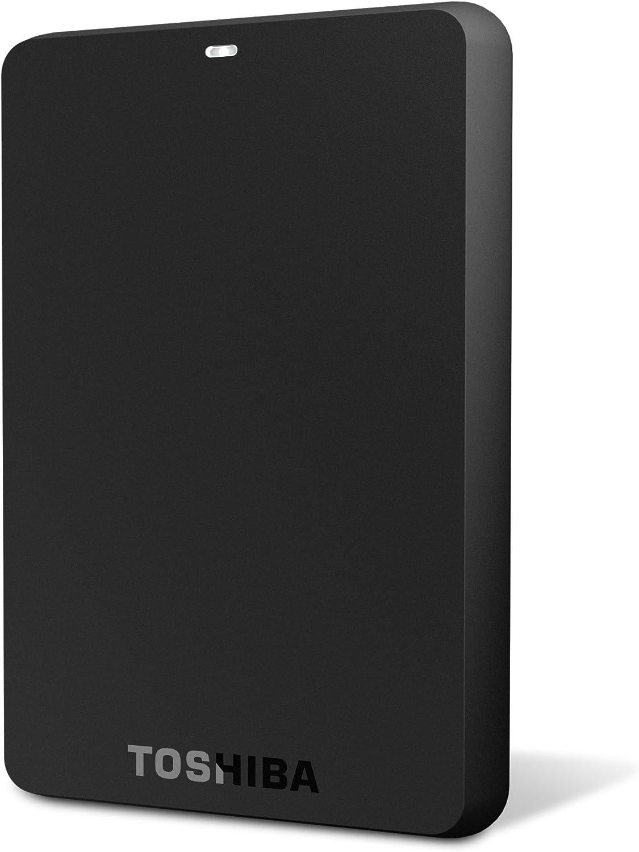Toshiba 1.5TB Canvio Basics 3.0 - Disco Duro Externo (1500 GB ...
