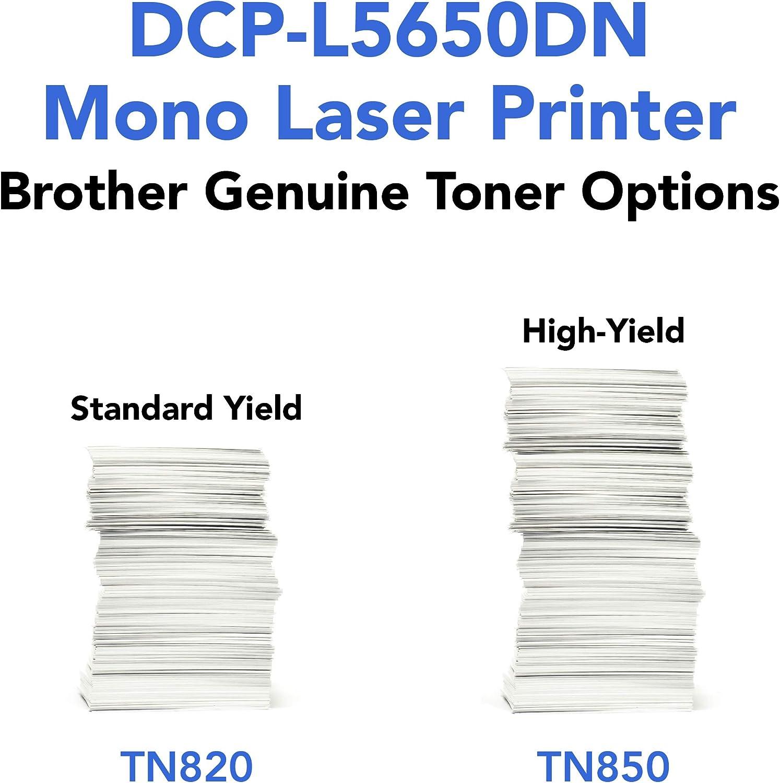 Amazon.com: Brother dcpl5650dn negocios láser multifunción ...