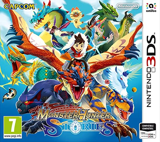 Monster Hunter Stories: Amazon.es: Videojuegos