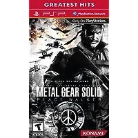 METAL GEAR SOLID: PEACE WALKER - PSP