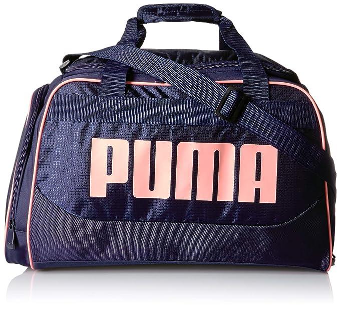 PUMA Women s Evercat Dispatch Duffel Bags, Navy, One Size  Amazon.co ... ad6dce45ab
