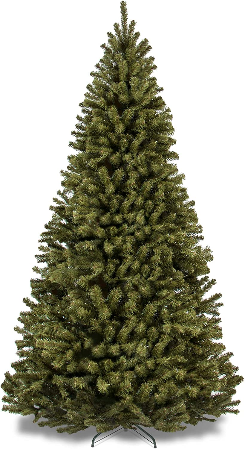 Best Choice Products 9ft Spruce Hinged Artificial Christmas Tree w/Easy Assembly, Foldable Stand
