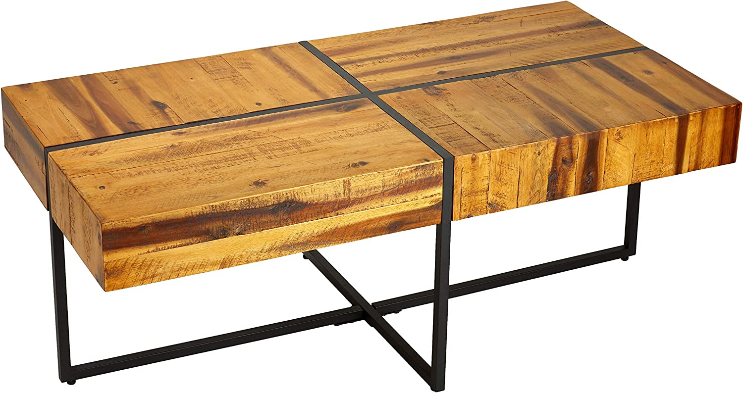 Cortesi Home Landon, Coffee Table, Oak