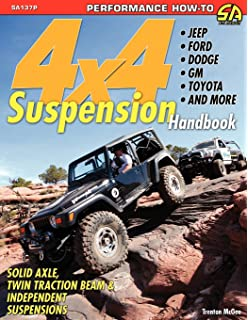 The off road 4 wheel drive book choosing using and maintaining go 4x4 suspension handbook fandeluxe Images