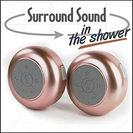 splash tunes pro dual wireless speaker