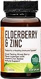 Whole Foods Market, Elderberry & Zinc