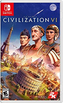 Amazon com: Sid Meier's Civilization VI - Nintendo Switch: Take 2