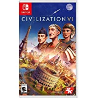 Sid Meier's Civilization VI for Nintendo Switch