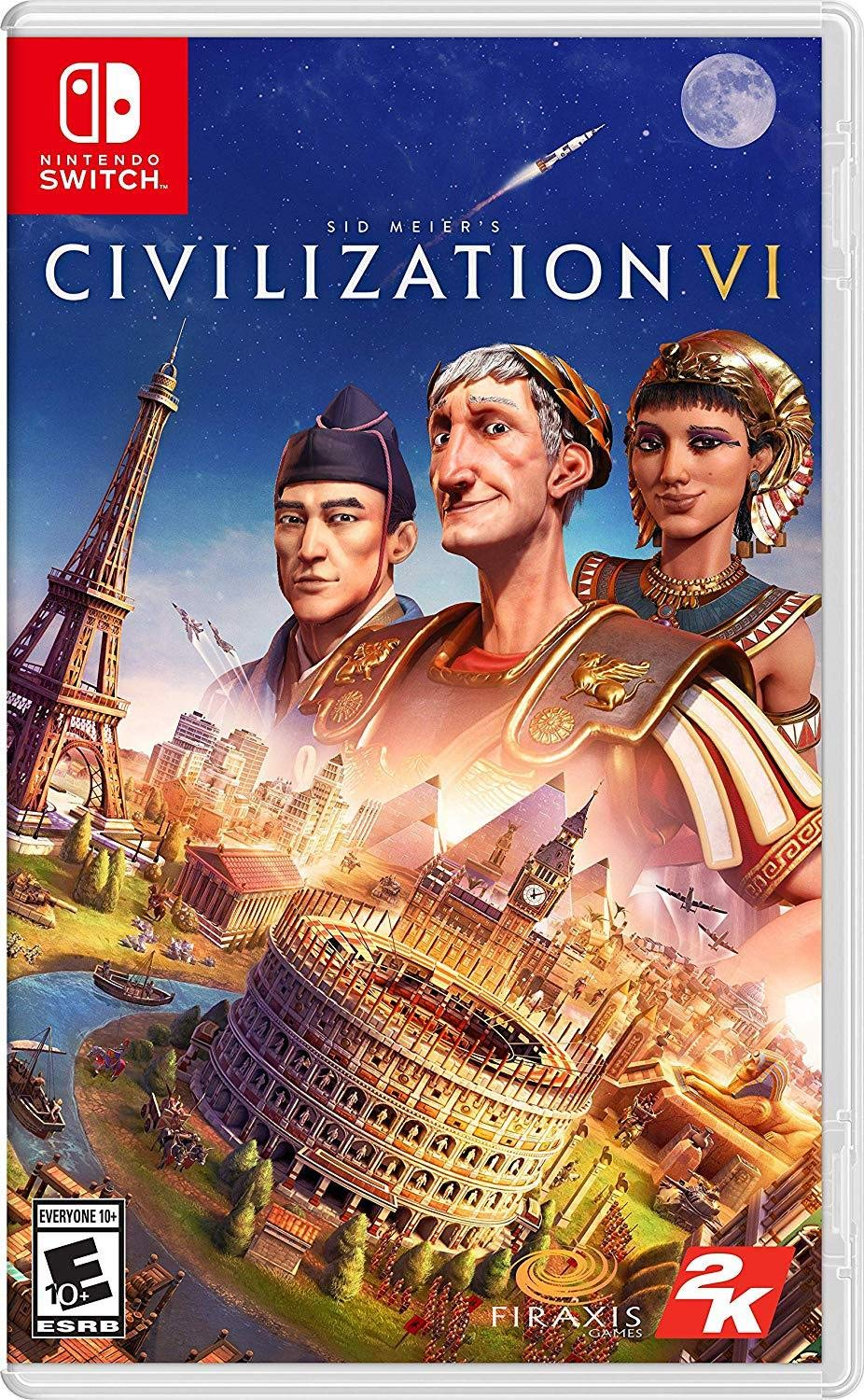 Sid Meiers Civilization VI for Nintendo Switch [USA]: Amazon.es ...