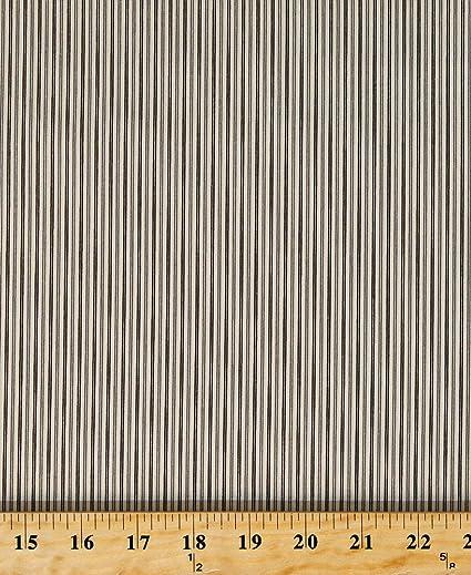 Amazoncom Cotton Jo Morton Haberdashery Pinstripe Striped Cotton