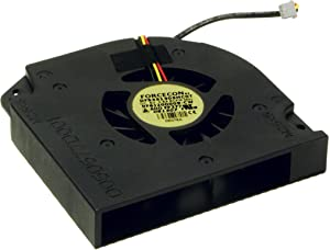 New OEM Dell Inspiron 1520 1521 Series Laptop Cpu Fan FP377, 0FP377, Foreconn DFS551305MC0T.