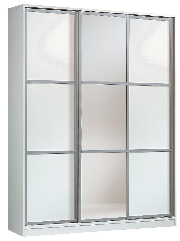 Interiorismo y decoraci n armarios actuales - Armario ropero puertas correderas ...